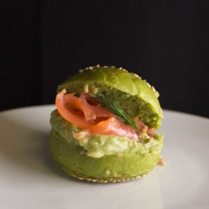 Avocado & Smoked Salmon