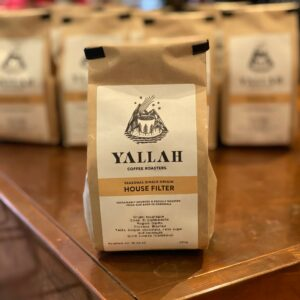 Ground Coffee (Yallah)